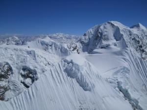 Экспедиция черкасских альпинистов в Гималаи: Команда на треккинге в Базовый лагерь