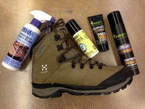 Как ухаживать за трекинговыми ботинками