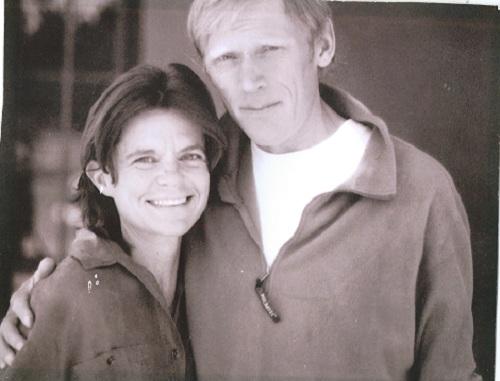 Анатолий и Линда. После пожара у Линды Уайли осталось только одно совместное фото.