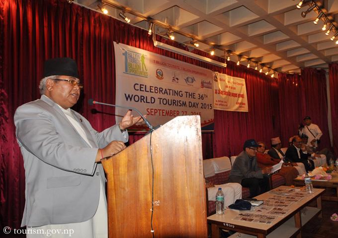 министр туризма Крипашур Шерпа (Kripasur Sherpa)