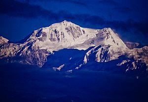 Экспедиция черкасских альпинистов в Гималаи: ночевка на высоте 7100 м