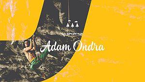 Адам Ондра: Скалолазание - моя страсть, моя свобода.