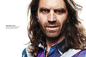Альпинисты и скалолазы. Портреты.