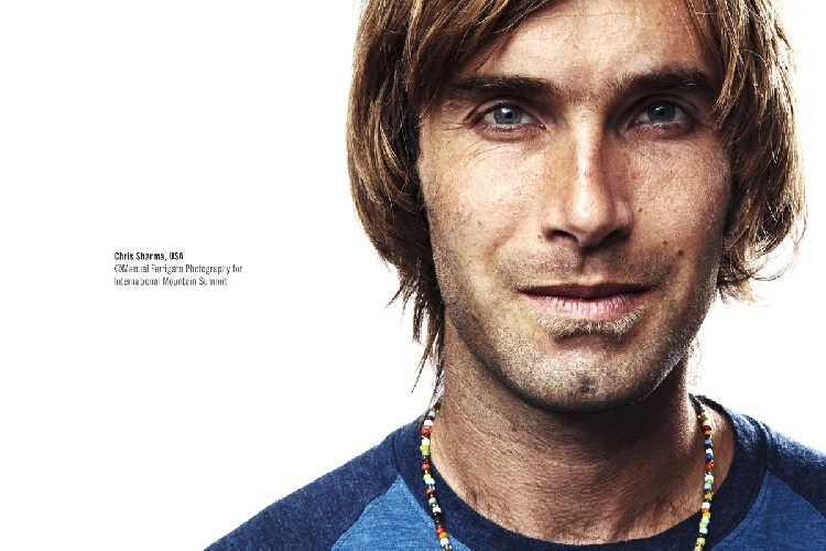Крис Шарма (Chris Sharma), США