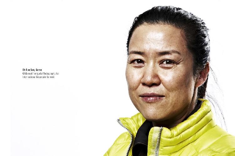 О Юн Сун (Oh-Eun-Sun), Южная Корея