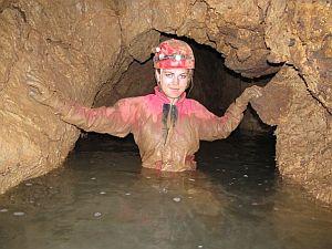 Экспедиция в крымскую пещеру