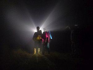 Экспедиция киевских спелеологов в Крымскую пещеру