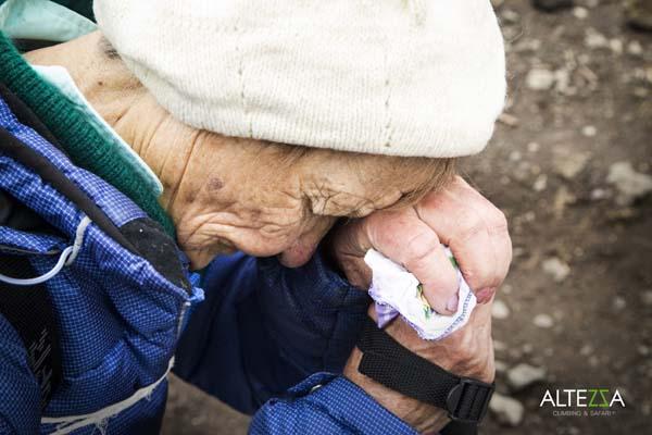 Ангела Воробьева (86 лет)