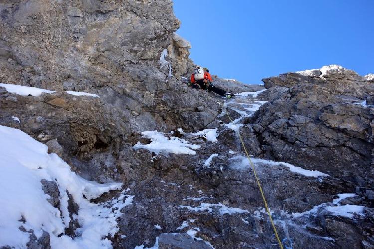 восхождение на пик Асура (Asura Peak)