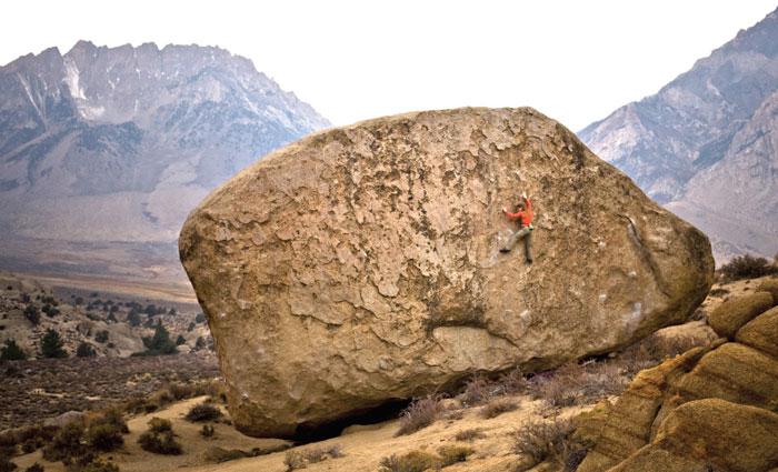 High Ball Boulder Problem