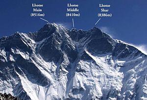 Лхоцзе - все маршруты восхождения на четвёртый по высоте восьмитысячник мира