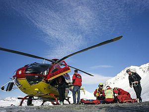 150 человек погибли и 2400 ранены в горах Швейцарии в 2015 году