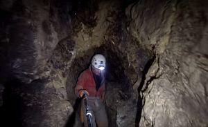 Пещеры Украины. Тернопольская область, пещера