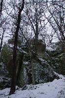 скалы в Межибродах