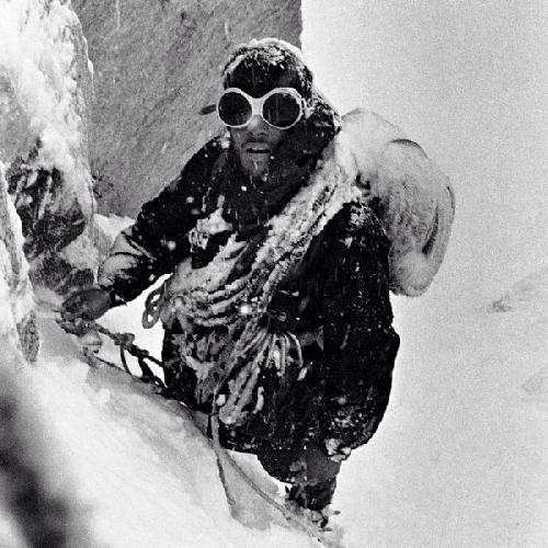 Даг Томпкинс, Фиц Рой, 1968 год. Фото Chris Jones