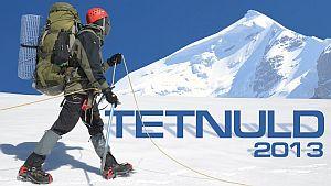 Восхождение на Тетнульд. Классическая гора