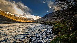 Гималаи в потрясающей интервальной съемке