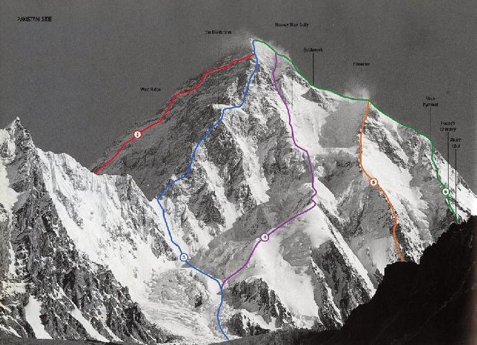 K2 /Чогори (K2, Chhogori), 8611 м