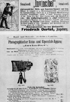 История горной фотографии
