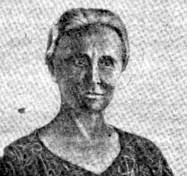 Мария Павловна Преображенская