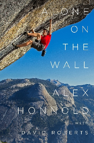 "Alex Honnold. ""Alone on the Wall"""