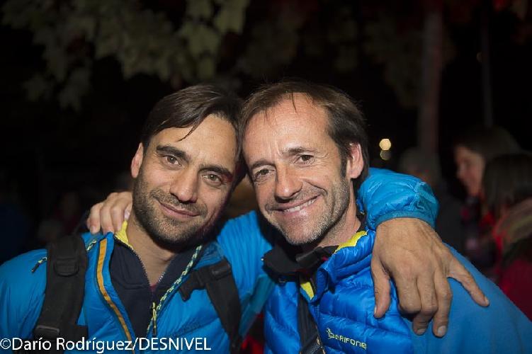 Даниэль Нарди (Daniele Nardi) и Ферран Латорре (Ferrán Latorre )
