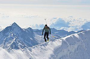 ВИДЕО о прохождении всех вершин выше 4000 метров в Альпах за 62 дня.