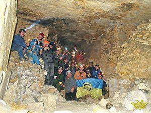 В Одесских каменоломнях прошла традиционная экспедиция