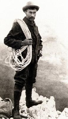 История альпинизма в лицах: Антонио Димаи (Antonio Dimai)