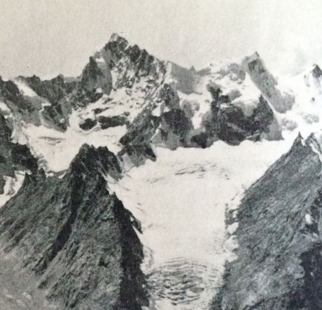 Kullu Himalaya. Фото 1961 года. В этих горах не было альпинистов с 1991 года