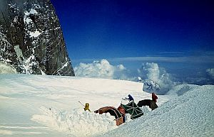 История Канченджанги: 1989 год, историческое прохождение всех четырех пиков горы советской экспедицией