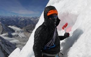 Конрад Анкер и Давид Лама: попытка первопрохождения вершины Лунаг Ри Непале