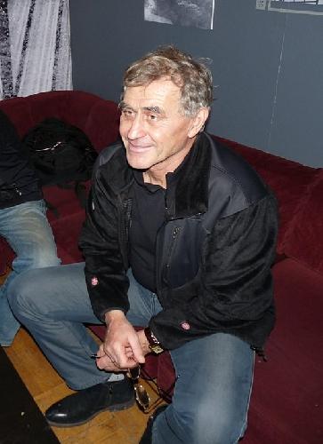 Сергей Богомолов. Вечер памяти А. Букреева в Москве 4.12.2015