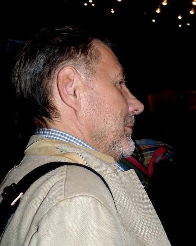 Александр Погорелов. Вечер памяти А. Букреева в Москве 4.12.2015