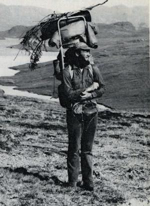Герберт Карасек: «. . . важна страна и люди». Фото: из архива Фогеляй