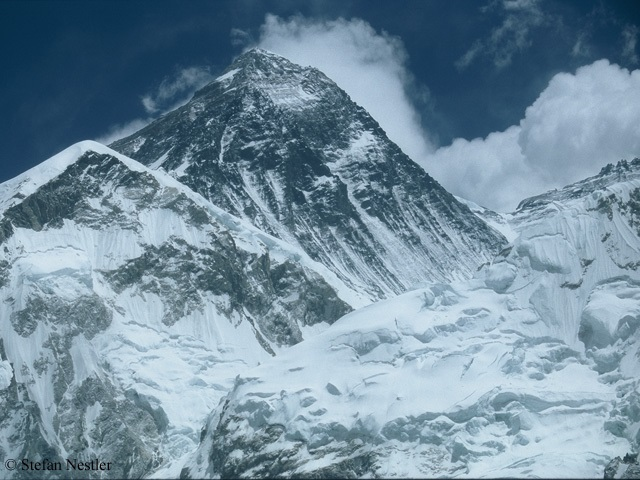 Эверест, южная стена