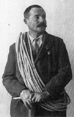 История альпинизма в лицах: Анжело Дибона (Angelo Dibona)