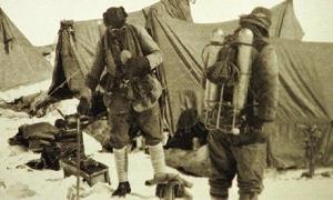 Как было обнаружено тело Джорджа Мэллори на Эвересте