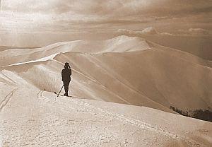 Как впервые покоряли зимнюю Говерлу в конце XIX века
