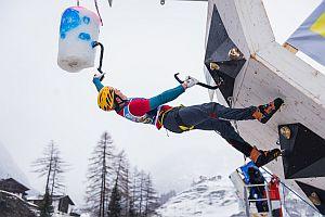 Сегодня в Италии стартовал юношеский Чемпионат Мира по ледолазанию. От Украины выступит Кирилл Сафонов