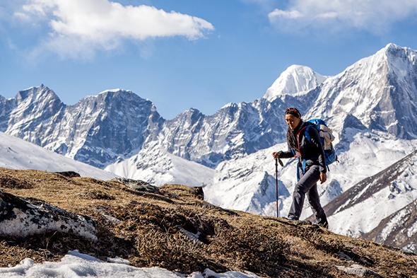 Пасанг Лхама Шерпа Акита (Pasang Lhamu Sherpa Akita)