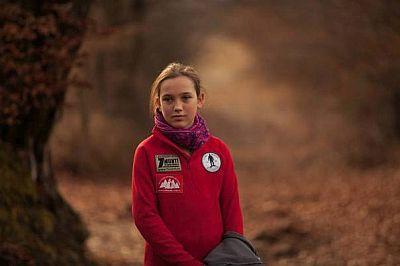 12 летняя румынская девочка Дор Джета Попеску установила мировой рекорд в восхождении на Аконкагуа