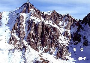 Новости с Чемпионата Мира по альпинизму в Ала-Арче: Погиб Денис Одинцов