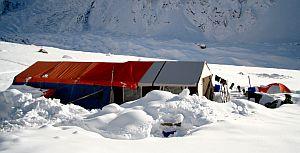 Зима 2015/2016. Экспедиции на восьмитысячник Нангапарбат: Зарисовки из базового лагеря