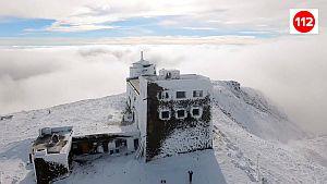Обращение к туристам, незаконно проникающим в здание обсерватории на горе Поп Иван