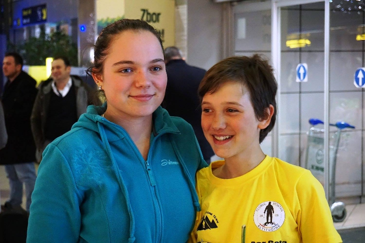 Сестры Попеску - мировые рекордсменки