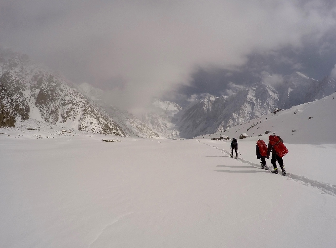 Спуск в Кутлаги
