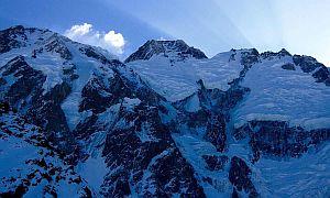 Зима 2015/2016. Экспедиции на восьмитысячник Нангапарбат: К третьему высотному лагерю (Обновлено)