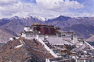 В Тибете построит самый высокий горнолыжный курорт Китая