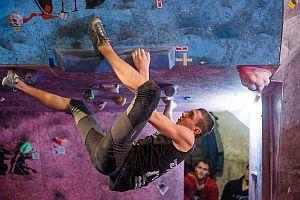 В Каменце-Подольском прошел этап Кубка Украины по скалолазанию